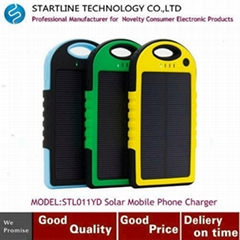 High quality mini solar charger