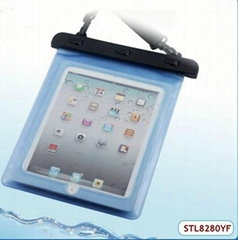 High Quality Diving Waterproof Dry Bag for 10 inch tablet PC