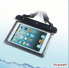 Hot and new product waterproof bag for ipad mini