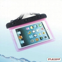"mult-color protective waterproof bag for ipad mini / 7"" tablet pc"