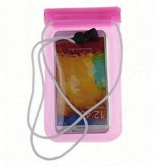 Durable IPX8 waterproof iphone pouch