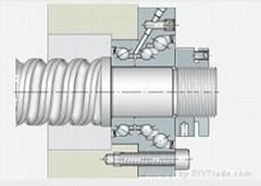 INA DKLFA2590-2RS Triple row axial Angular contact ball bearings