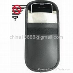 Cell Phone Signal Blocker Pouch Bag - Anti-radiation, Anti-degaussing