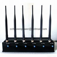 Adjustable 6 Antenna 15W