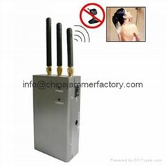 Portable Wireless Spy Ca