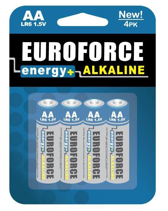 Alkaline Battery AA size LR6