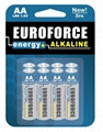 Alkaline Battery AA size LR6
