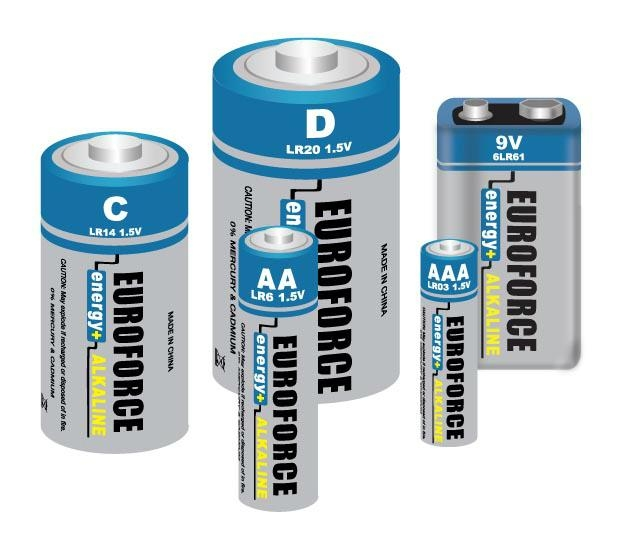 Alkaline Battery D size LR20 - China - Manufacturer - Product Catalog