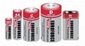 Zinc Manganese Battery C size R14