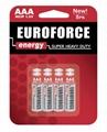 Zinc Manganese Battery AAA size R03