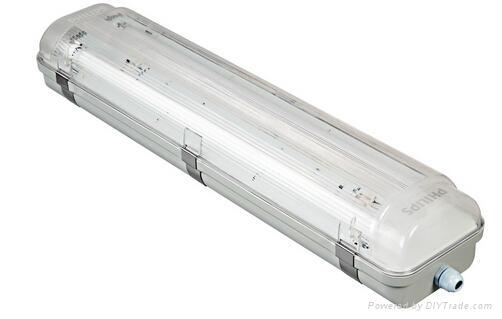 T5 led日光灯一体化带支架 3