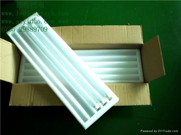 T5 led日光灯一体化带支架 4