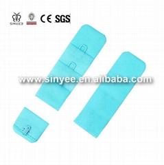 3*1 Factory price Seamless Nylon Hook and Eye Tape,swimwear back fastener