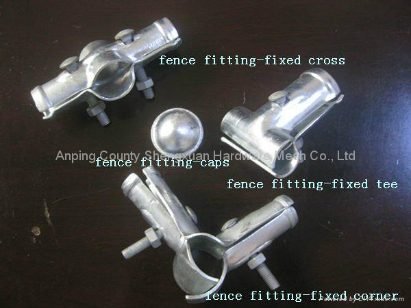 Chain Link Fence Fitting China Manufacturer Product