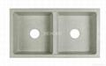 CMMA solidsurface kitchen sink