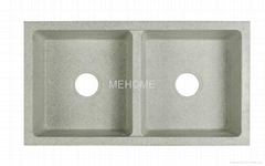 CMMA solidsurface kitchen sink