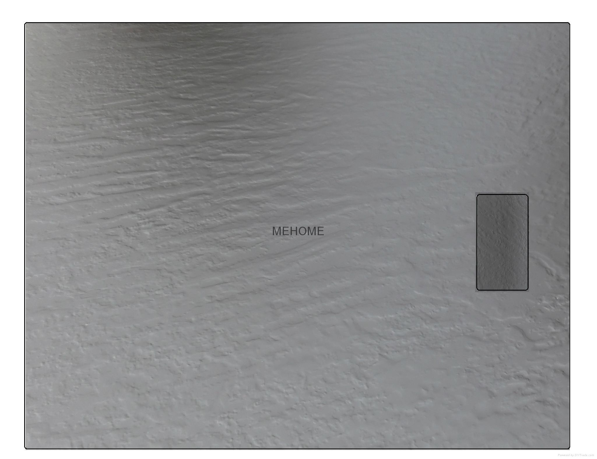 石材面淋浴盆 3