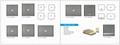 SMC/BMC tile tray
