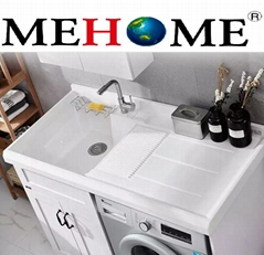 SMC laundry tub
