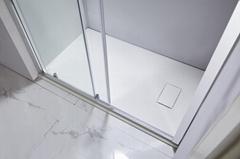 Stone Effect  SMC shower tray
