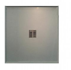 Hot sale SMC tile tray 995*995mm available 60mm&90mm hole