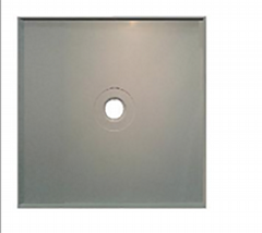SMC tile tray 895*895mm available 60mm&90mm hole