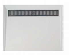 Popular glossy white 1200*900mm SMC shower base for bathroom