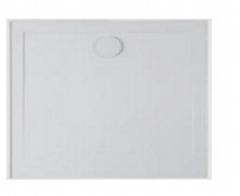glossy white 1200*900mm SMC shower base for bathroom