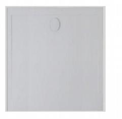 glossy white 900*900mm SMC shower base for bathroom