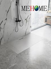 New style SMC slate stone surface shower tray European