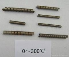 0~300℃雙金屬元件