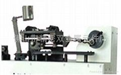 雙金屬溫度計感溫元件自動繞制機