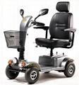 老年电动代步车残疾人电动轮椅四轮小电动车401-1C