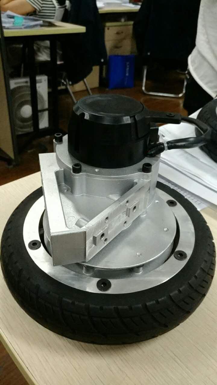無刷輪轂電機電動輪椅無刷電機配輪子 2