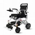 INNUOVO Foldable motorized wheelchair