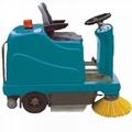 LINIX掃地機邊刷電機功率90W駕駛式掃地車 3
