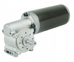 Special dc motor for aut