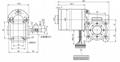 自動門電機軌道交通門地鐵門電機蝸輪蝸杆無刷直流電機有刷電機 3