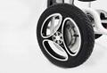 最轻便型可折叠电动轮椅16公斤锂电池  5