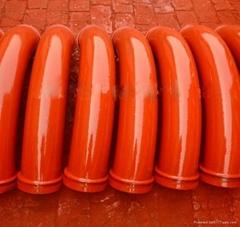 Bent pipe