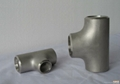butt welded tee pipefittings  5