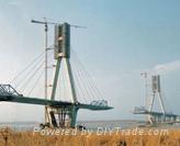 Top kit tower crane SCM-H3/36B