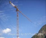 Top kit tower crane SCM-C7050 1