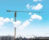 Flat head jib tower crane SCM-P125
