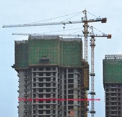 Top-kit tower crane SCM-