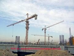 Top-kit tower crane SCM-C6018