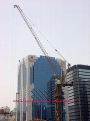 Luffing tower crane SCM-D160