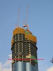 Luffing tower crane SCM-