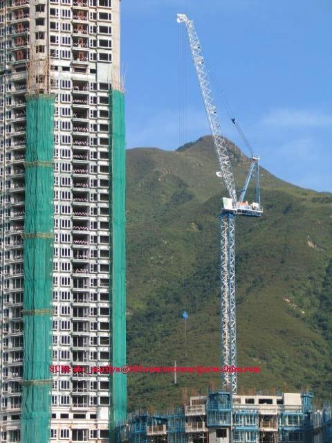 Luffing tower crane SCM-D228 3
