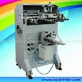 Silicone wristband printer printing